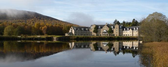 Loch Tummell Hotel 4